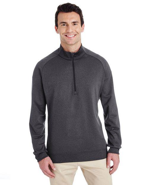 Adidas Golf A270 Mens Quarter-Zip Club Pullover