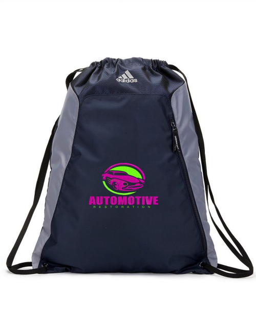 Adidas Golf A312 Adidas Drawstring Gym Sack