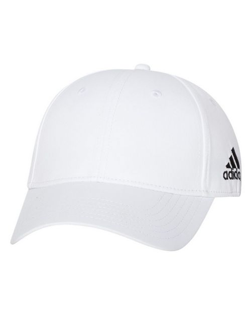 Adidas Golf Logo Embroidered Structured Cap - For Men