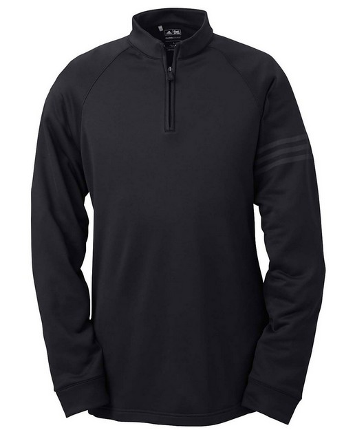 Adidas Golf A74 Men's Performance 1/2-Zip Training Top