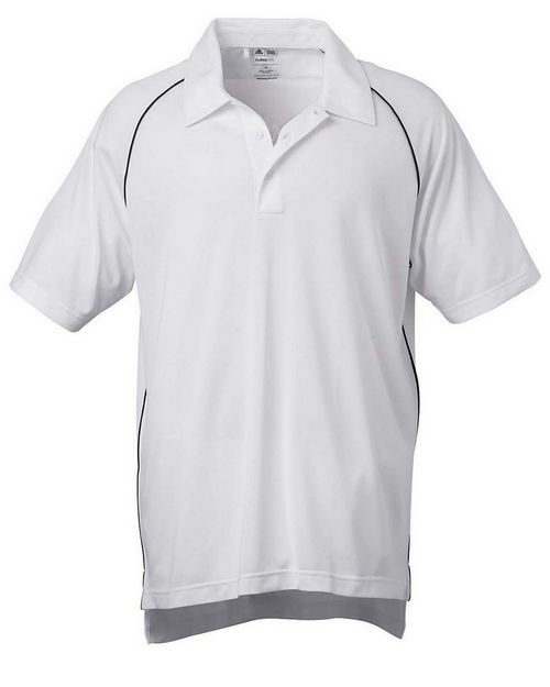 Adidas Golf A82 Men's ClimaLite Piped Colorblock Polo