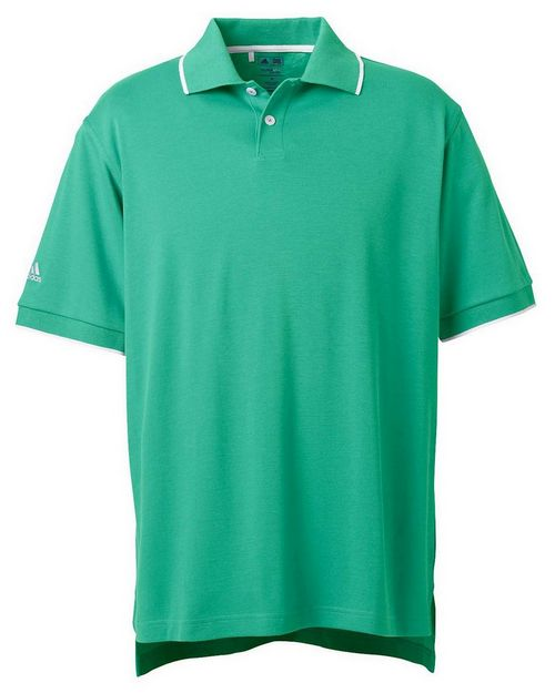 Adidas Golf A88 Men's ClimaLite Tour Jersey Short-Sleeve Polo