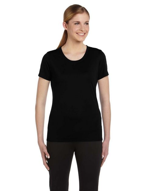 All Sport W1009 Ladies Sports T-Shirt