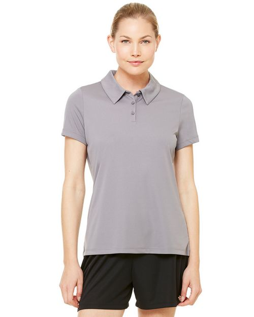 All Sport W1809 Ladies Performance Polo