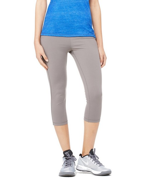 All Sport W5009 Ladies Capri Legging