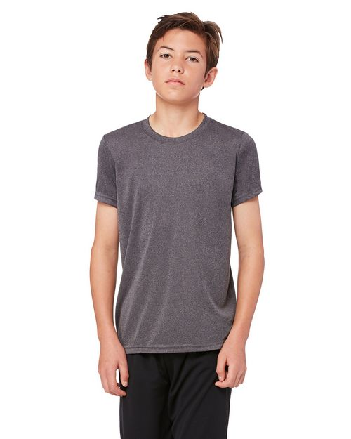 All Sport Y1009 Youth Performance Short Sleeve T Shirt