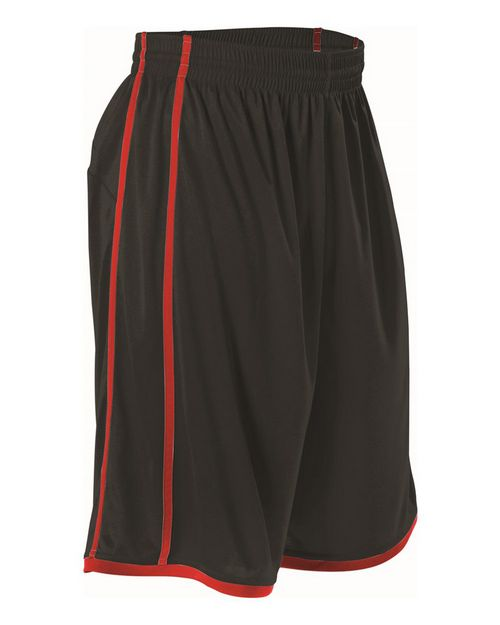 Alleson Athletic 535PW Women's Basketball Shorts