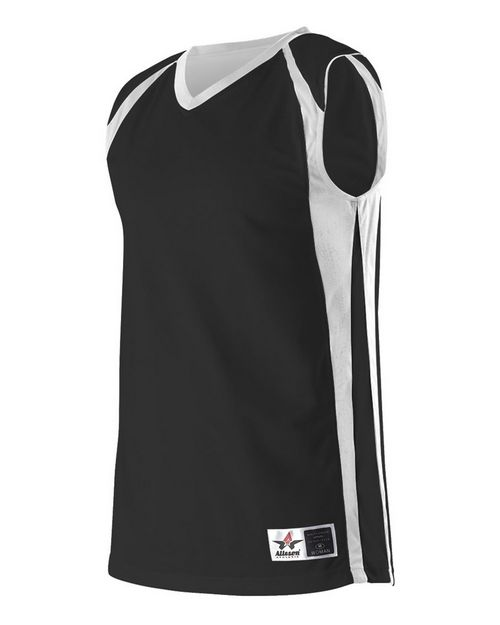 Alleson Athletic 54MMRW Women's Reversible Basketball Jersey
