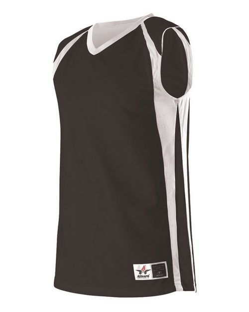 Alleson Athletic 54MMR Men Reversible Basketball Jersey