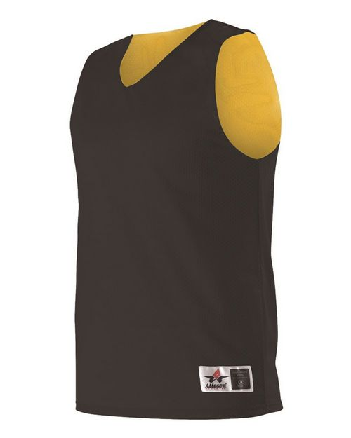 Alleson Athletic 560RY Youth Reversible Mesh Tank