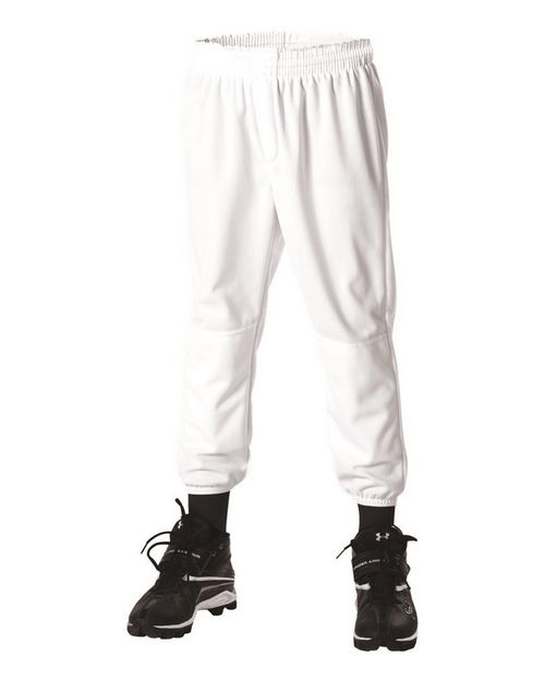 Alleson Athletic 604PDK2 Men Pull Up Baseball Pants