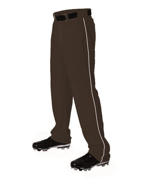 Alleson Athletic 605WLB Men Baseball Pants With Braid