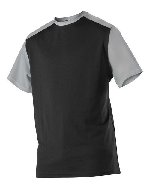Alleson Athletic A00023 Crewneck Baseball Jersey