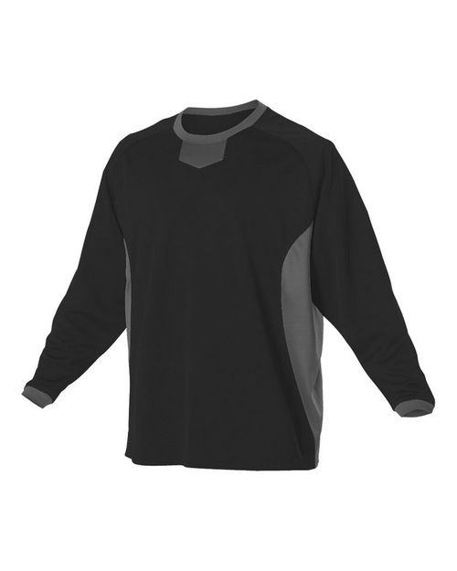 Alleson Athletic A00025 Long Sleeve Pullover Practice Jersey