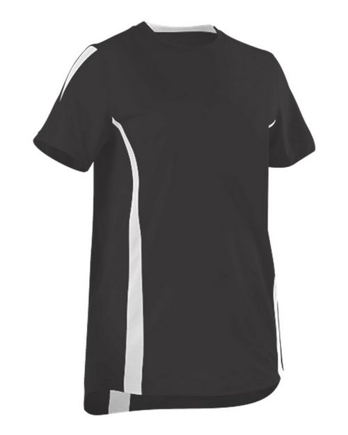 Alleson Athletic A00050 Women's Fast-Pitch Crew Neck Jersey