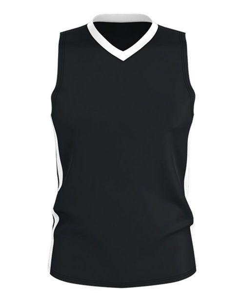 Alleson Athletic A00113 Single Ply Basketball Jersey