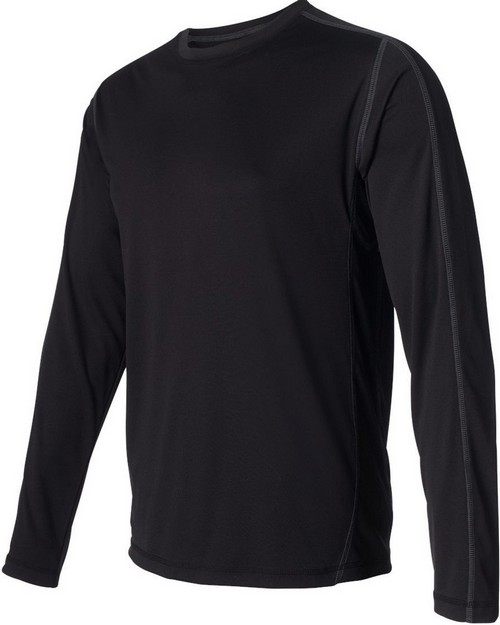 All Sport M3021 Men's 4.1 oz. Long-Sleeve Edge T-Shirt