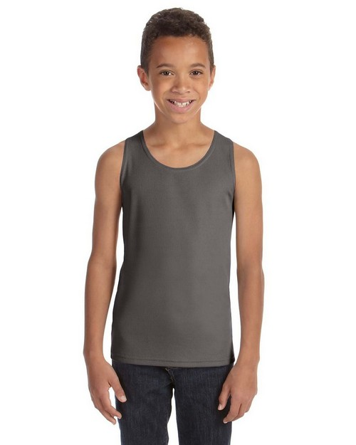 All Sport Y2780 Youth Mesh Tank