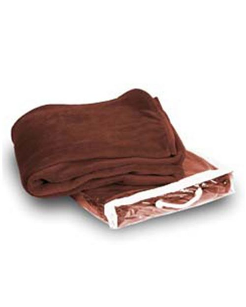Alpine Fleece 8707 Micro Coral Fleece Blanket
