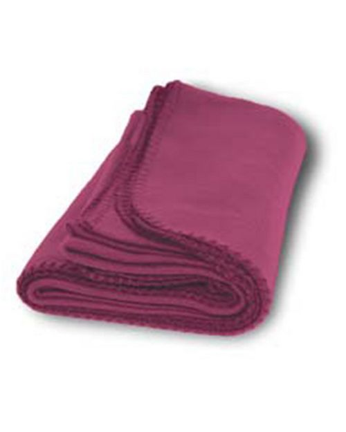 Alpine Fleece LB8711 Value Fleece Blanket