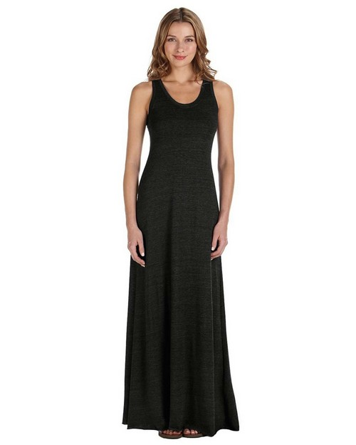 Alternative 01968E1 Racerback Maxi Dress
