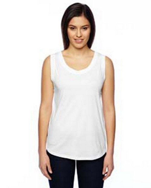 Alternative 02830MR Ladies Cotton/Modal Muscle T-Shirt