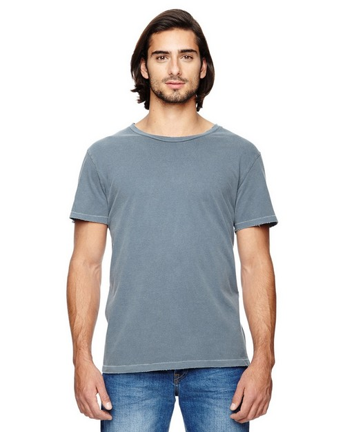 Alternative 04850C1 Mens Distressed Heritage T-Shirt