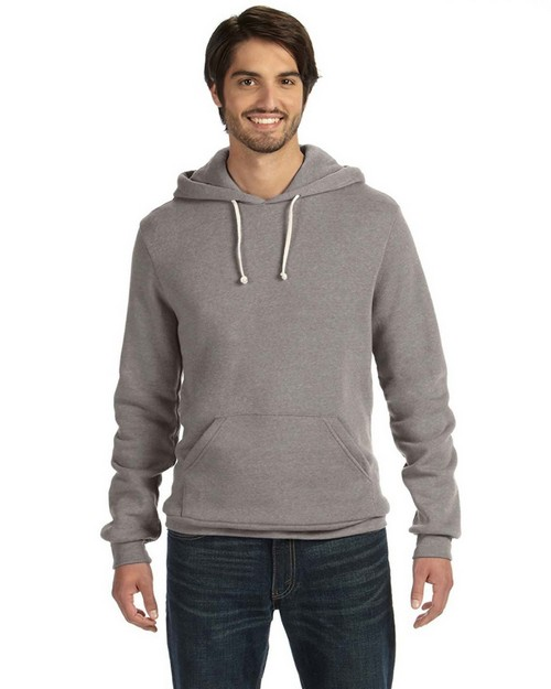 Alternative 09595F2 Hoodlum Pullover Hoodie