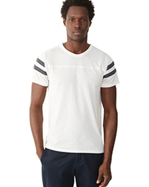 Alternative 12150E1 Eco-Football Tee