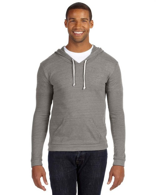Alternative 12365 Mens Marathon Pullover Hoodie