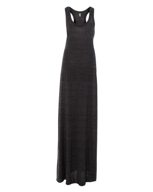 Alternative 1968 Womens Eco-Jersey Maxi Dress