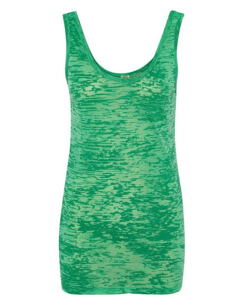 Alternative 2641 Womens Burnout Tank