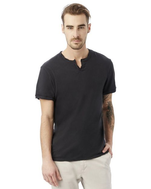 Alternative 2879 Moroccan Mens Organic Pima Cotton T-Shirt