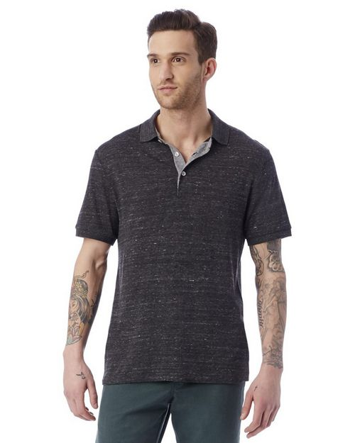 Alternative 2909 Eco-Jersey Polo Shirt