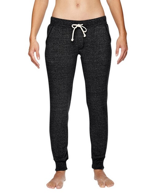 Alternative 31082F Ladies Fleece Jogger Pants