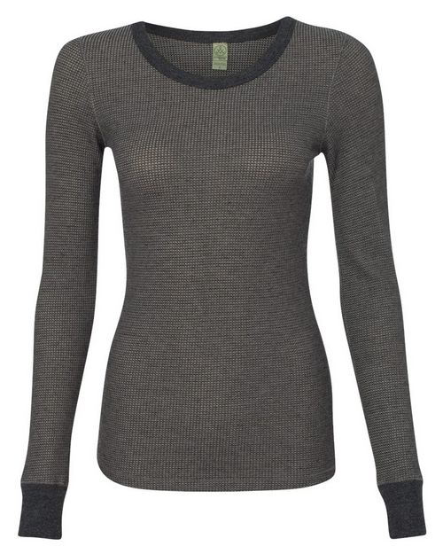 Alternative 4305 Womens Cozy Long Sleeve Eco Thermal