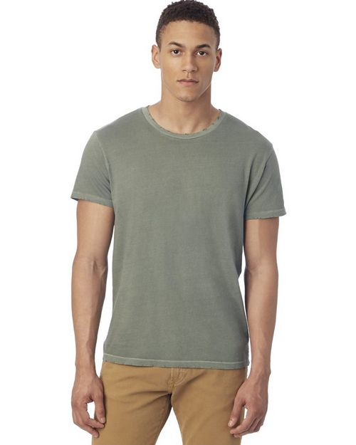 Alternative 4850 Distressed Heritage T-Shirt