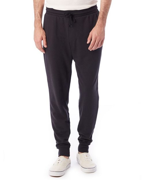 Alternative 5073 Mens Blitz Vintage Sport French Terry Pants