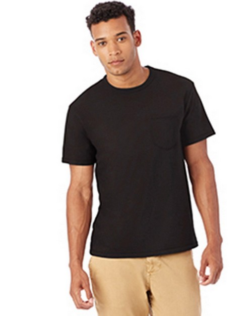 Alternative 5075BT Mens French Terry Super Heavyweight Crew