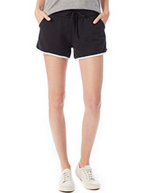 Alternative 5078BT Ladies French Terry Track Short