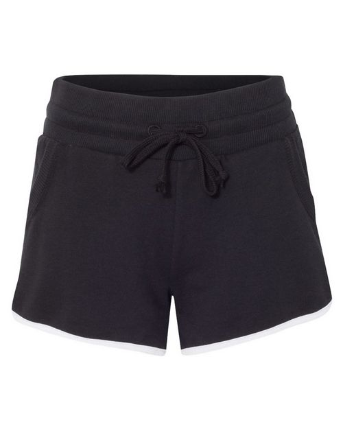 Alternative 5078 Womens Vintage French Terry Track Shorts
