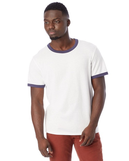 Alternative 5103BP Mens Keeper Ringer Tee