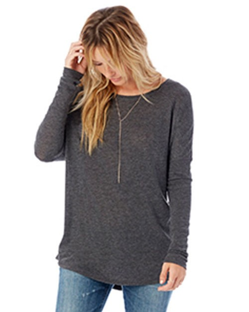Alternative 6024G1 Ramble Eco-Gauze Raglan Tunic