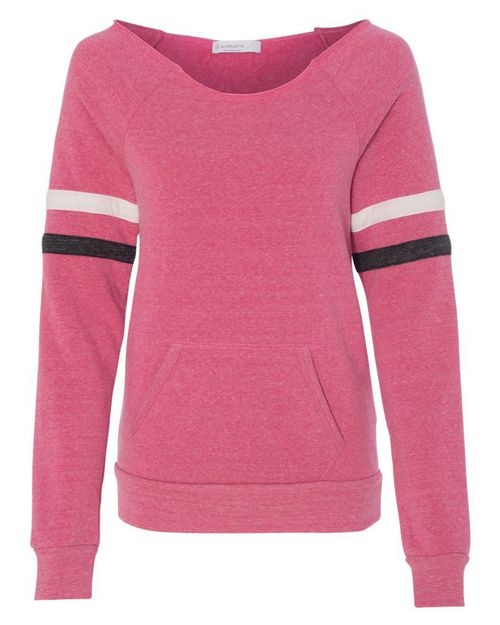Alternative 9583 Eco-Fleece Womens Maniac Sport Sweatshirt