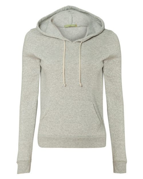 Alternative 9596 Eco-Fleece Womens Athletics Hooded Pullover