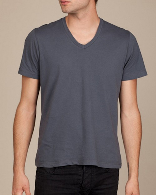 Alternative AA1032 Men's Basic V-Neck