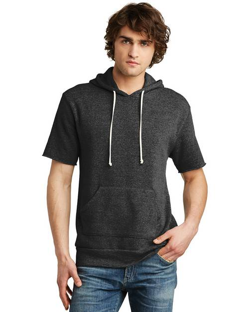 Alternative AA3501 Mens Eco-Fleece Baller Pullover Hoodie
