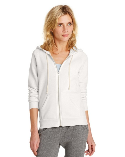 Alternative AA9573 Adrian Eco-Fleece Zip Hoodie