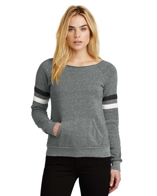 Alternative AA9583 Maniac Sport Eco-Fleece Sweatshirt