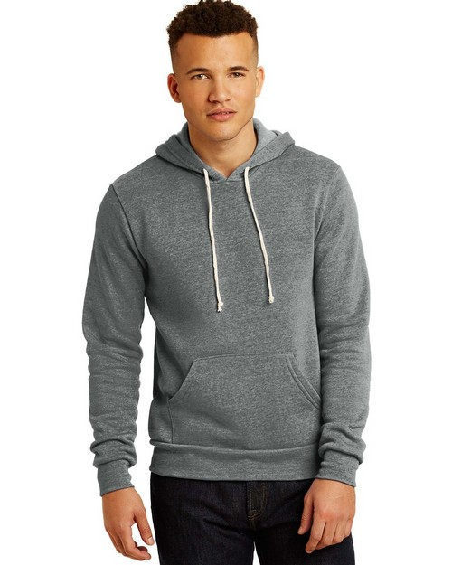 Alternative AA9595 Challenger Eco-Fleece Pullover Hoodie